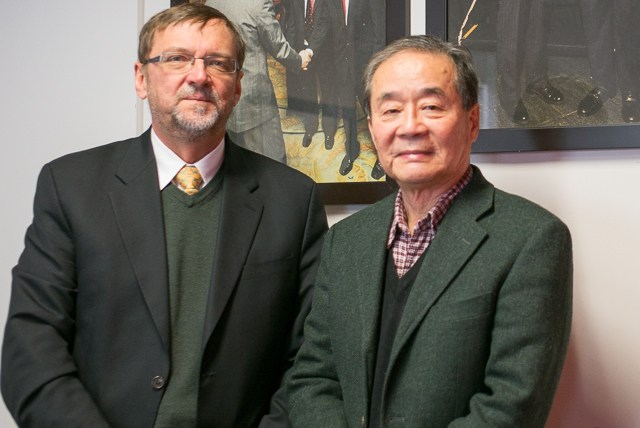 CUSIB Executive Director speaks at Tribute to Harry Wu on Capitol Hill