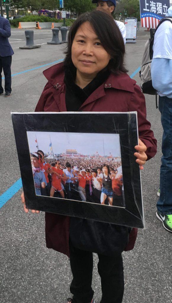 CUSIB Marks Tiananmen Square Massacre Anniversary